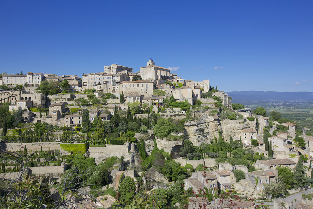 The Birth of hilltop Villages