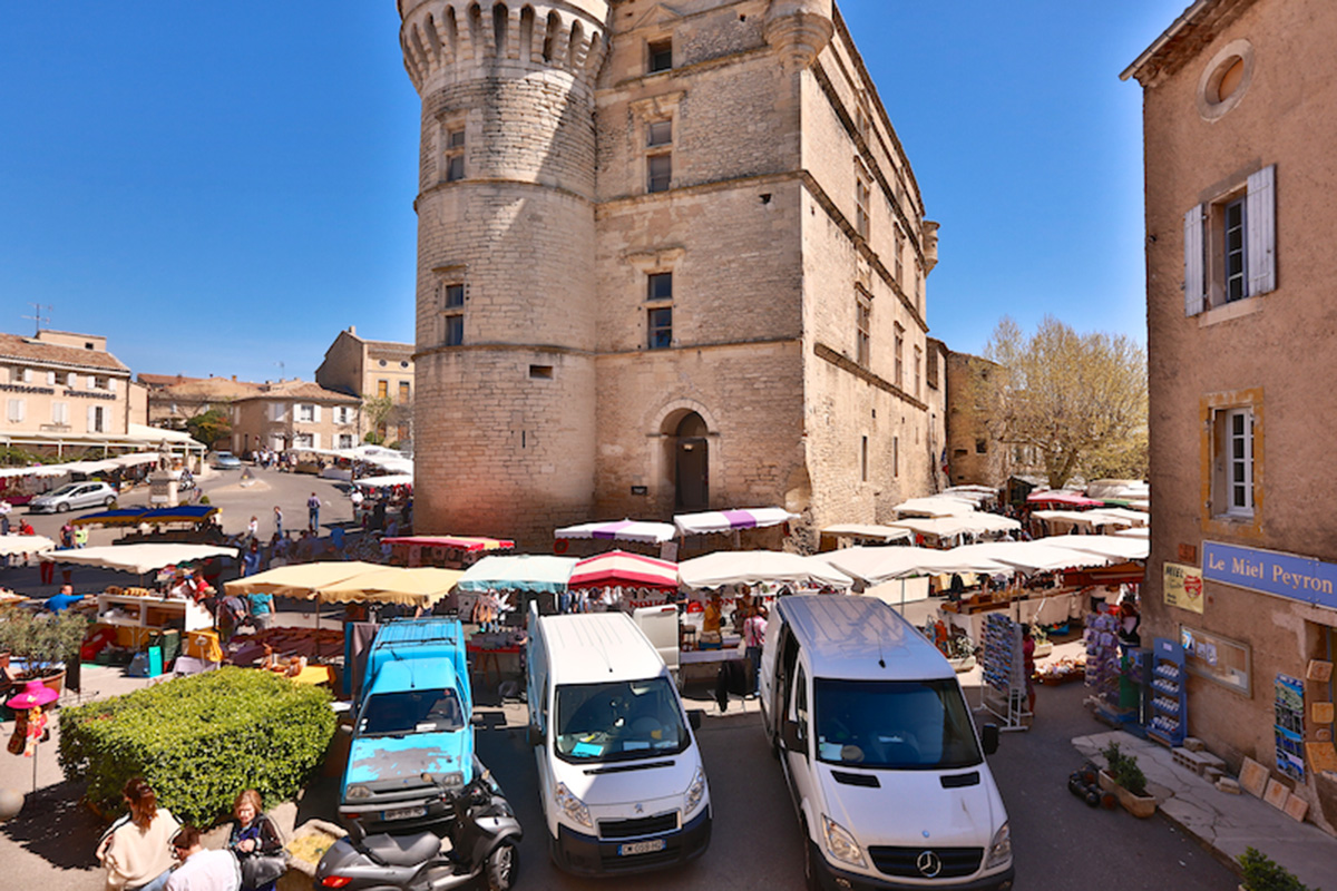 Castle of Gordes