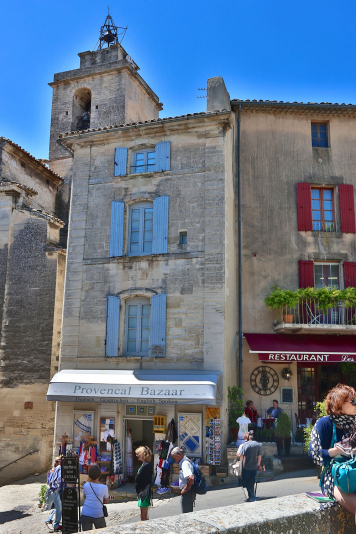 The Blue Bastide